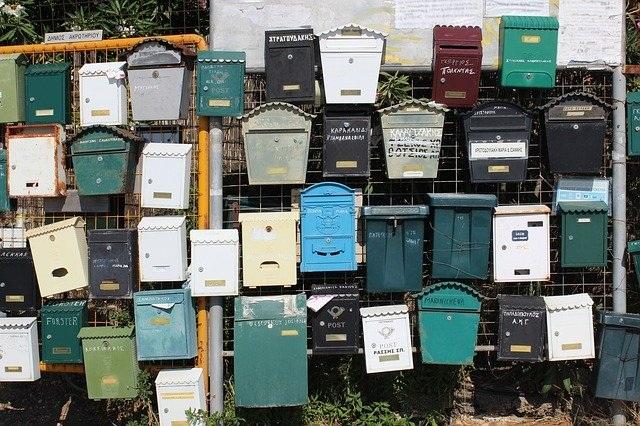 abonnement boites aux lettres