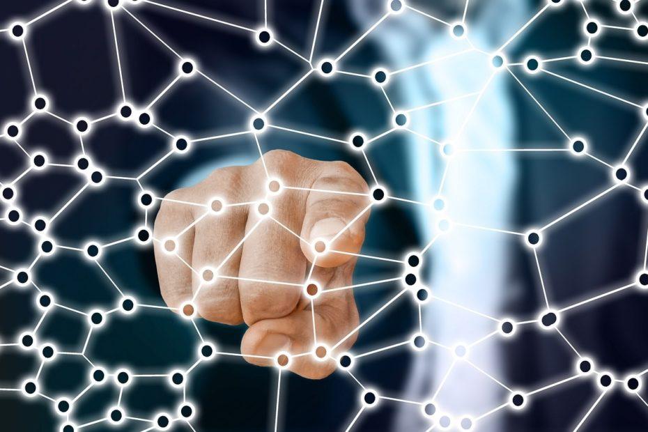 internet connexion red