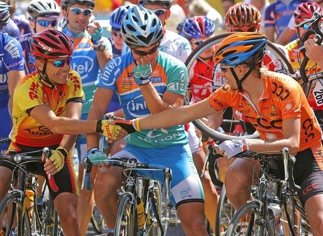 l'equipe cyclisme