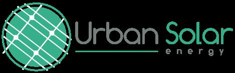 logo urban solar energy