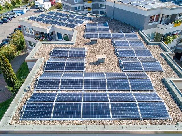photovoltaique urban solar energy