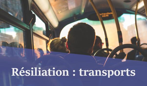 resiliation-transport